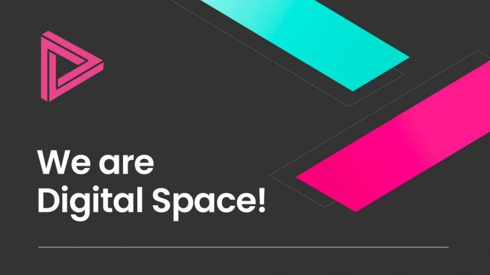Our innovative rebrand to Digital Space