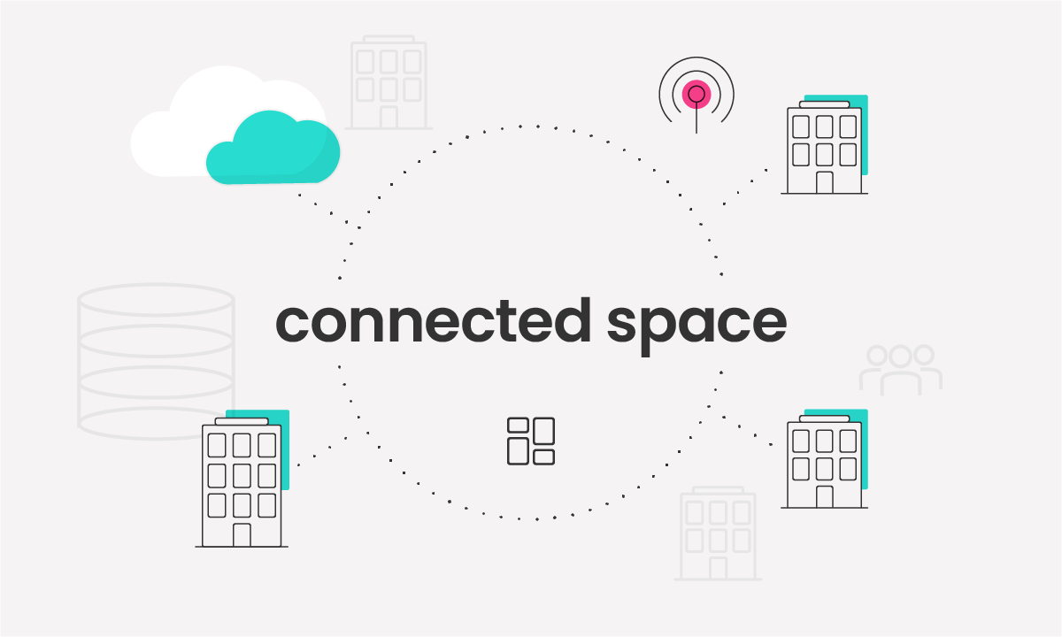 Connected space