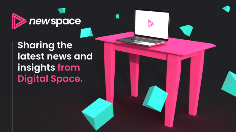 The newspace newsletter is here!