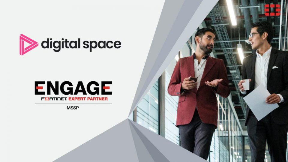Fortinet accreditation recognises Digital Space as industry leader