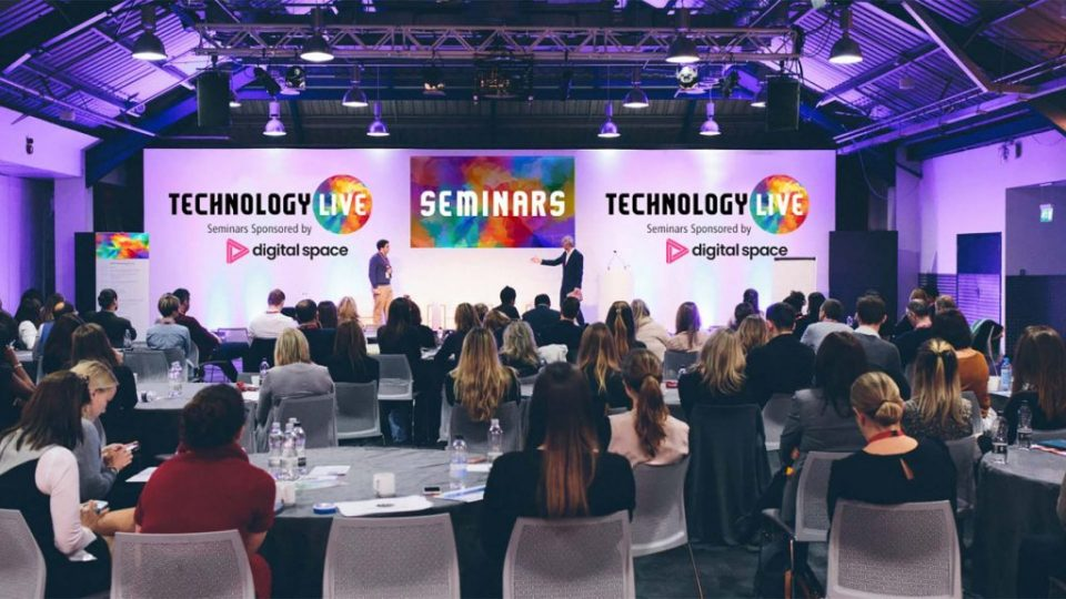 The return of Technology Live